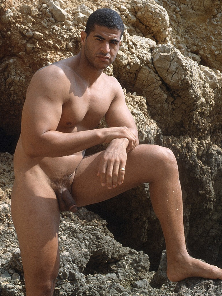 Naked Arab Soldiers Gay Jungle Nail Fest